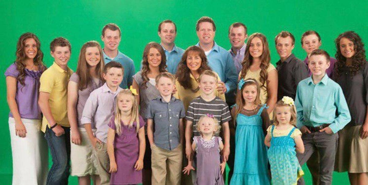 خانوادههای آمریکایی با ۱۵ تا ۲۰ فرزند