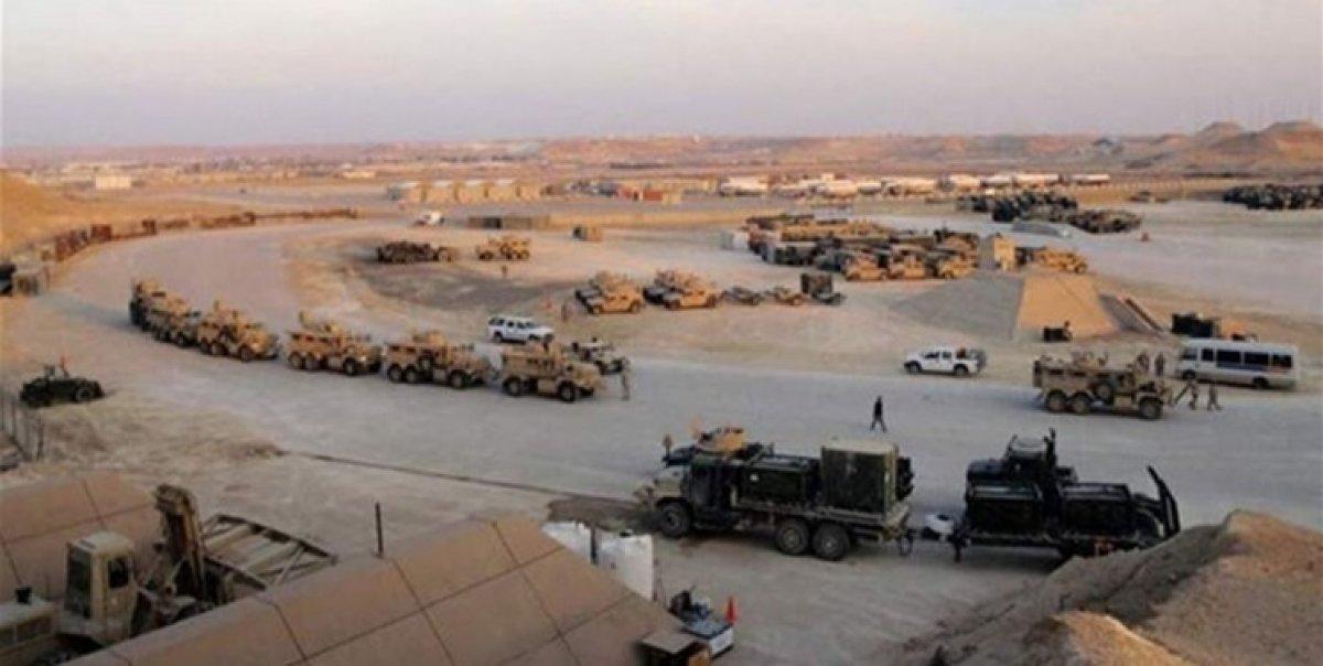 آمریکا تدابیر امنیتی را در عین الاسد تشدید کرد