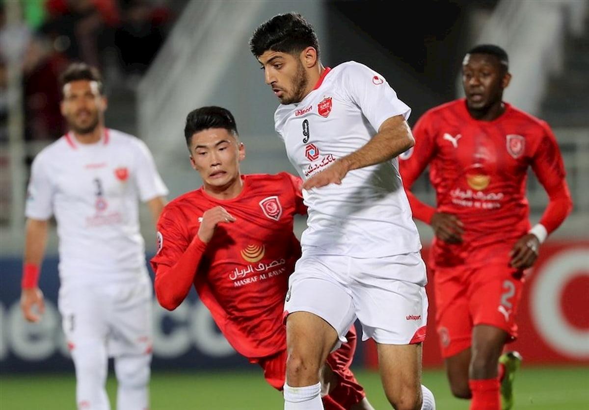 آخرین خبرها از لیگ قهرمانان آسیا