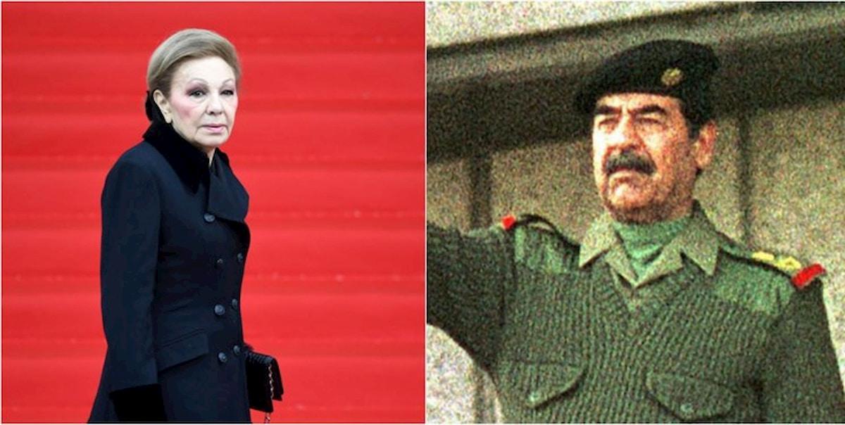 کمک نظامی فرح به صدام برای بمباران ایران! هشتگ #رژیم_بعث_پهلوی داغ شد