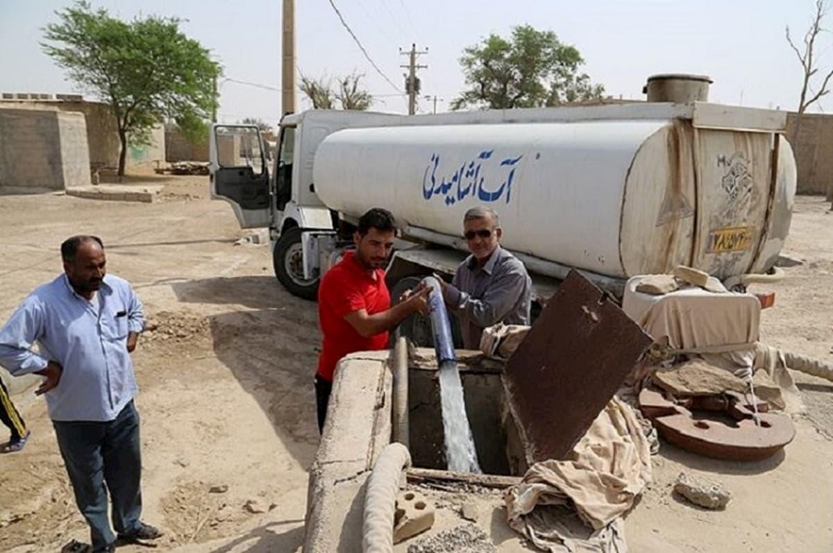 استاندار خوزستان: مشکل آب غیزانیه تا ۲ هفته دیگر حل خواهد شد