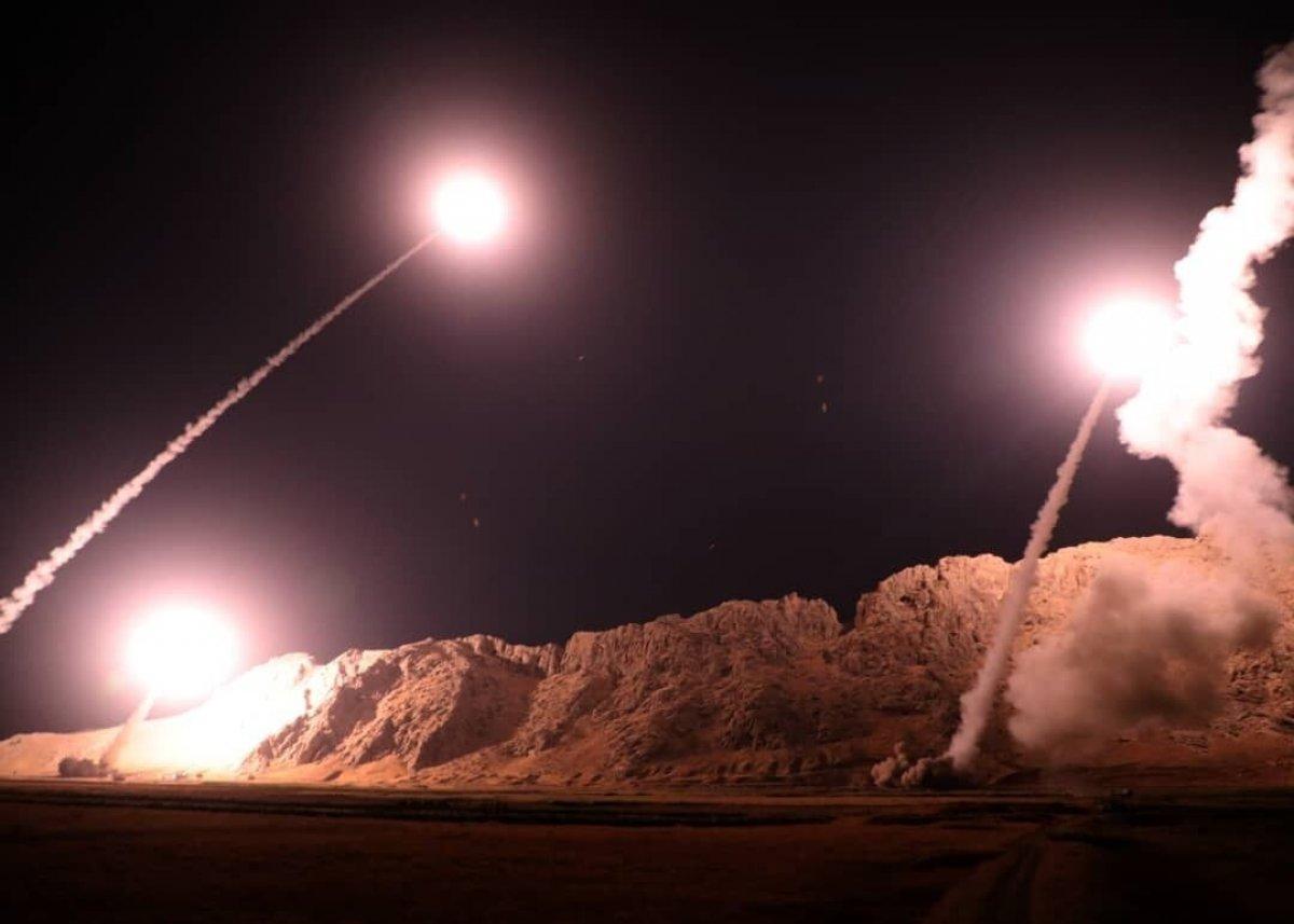 آغاز «انتقام سخت»؛ حملات موشکی سپاه پاسداران به پایگاه آمریکایی عینالاسد + بیانیه سپاه