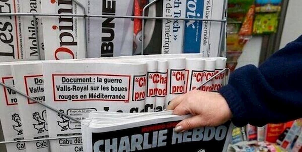 پشت پرده اهانت نشریه «شارلی ابدو» فرانسه به ساحت مقدس پیامبر اکرم (ص)