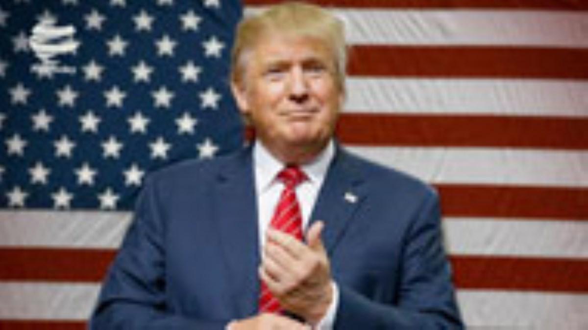 ترامپ: در زمان من ایران دیگر مرگ بر آمریکا نمی گوید!