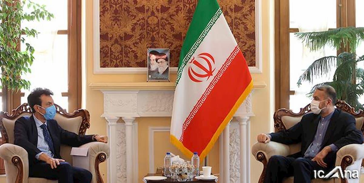 امیرعبداللهیان: تشدید تحریمهای آمریکا علیه ایران، تروریسم شکست خورده اقتصادی است