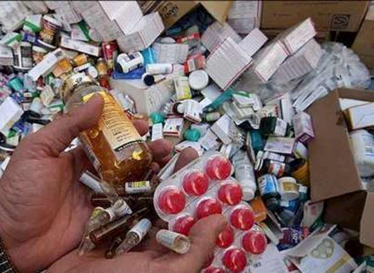 محموله بزرگ قاچاق دارویی توسط سپاه کشف شد