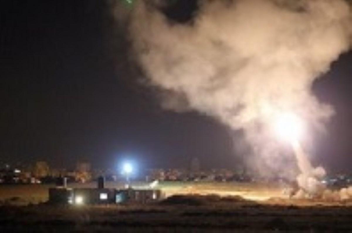 شلیک ۲۲۰ موشک، پاسخ مقاومت در «غزه» به حملات اسرائیل