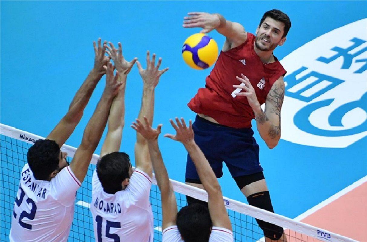چهارمین شکست ایران در ششمین بازی/شاگردان کولاکوویچ از آمریکا هم باختند