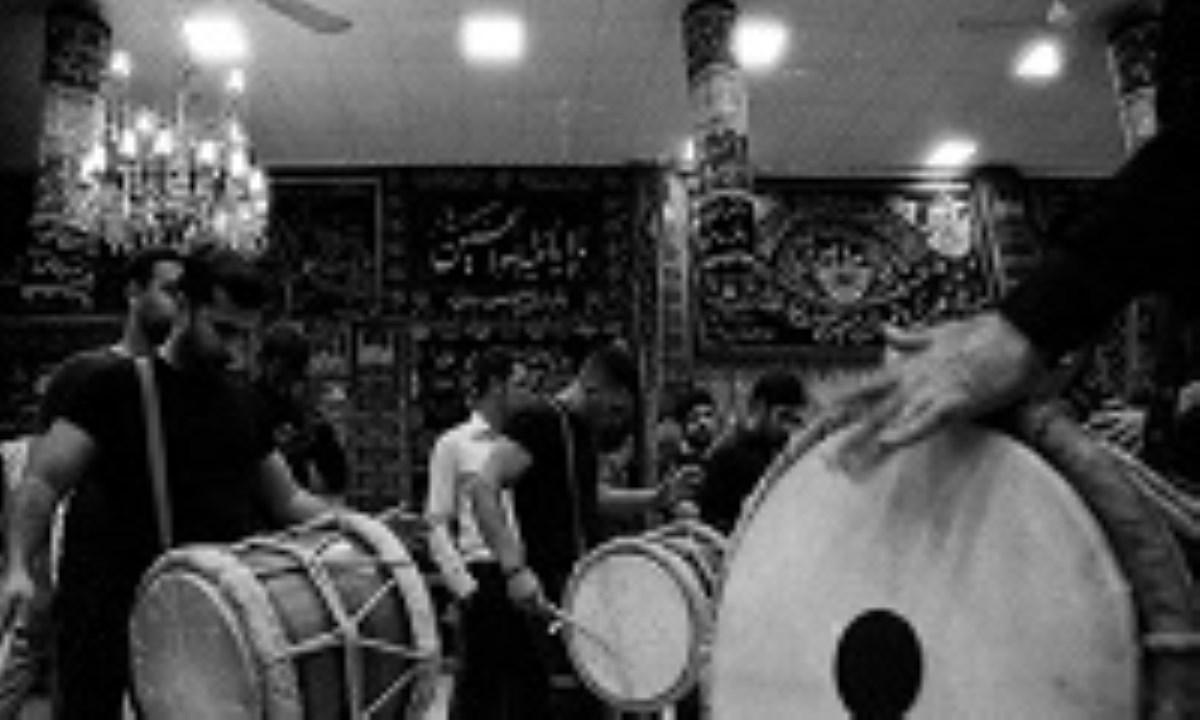 سنج و دمام محله کوتی در بوشهر+ عکس