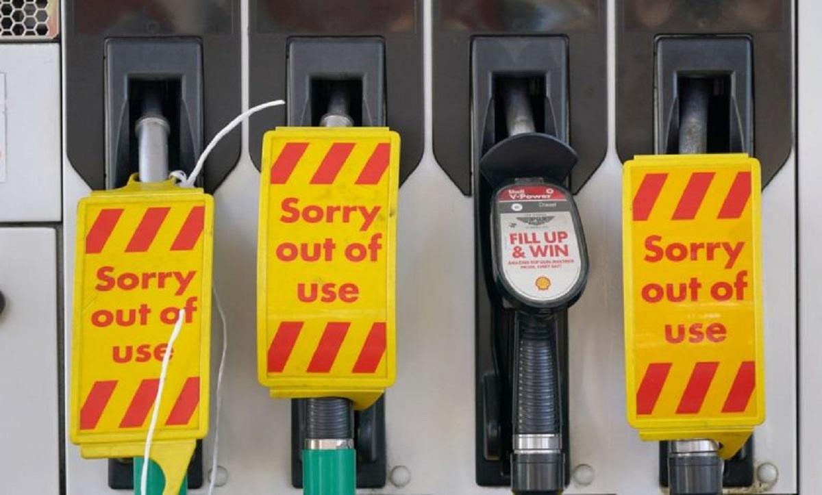 بحران سوخت در انگلیس/ محصول مشترک برگزیت و کرونا