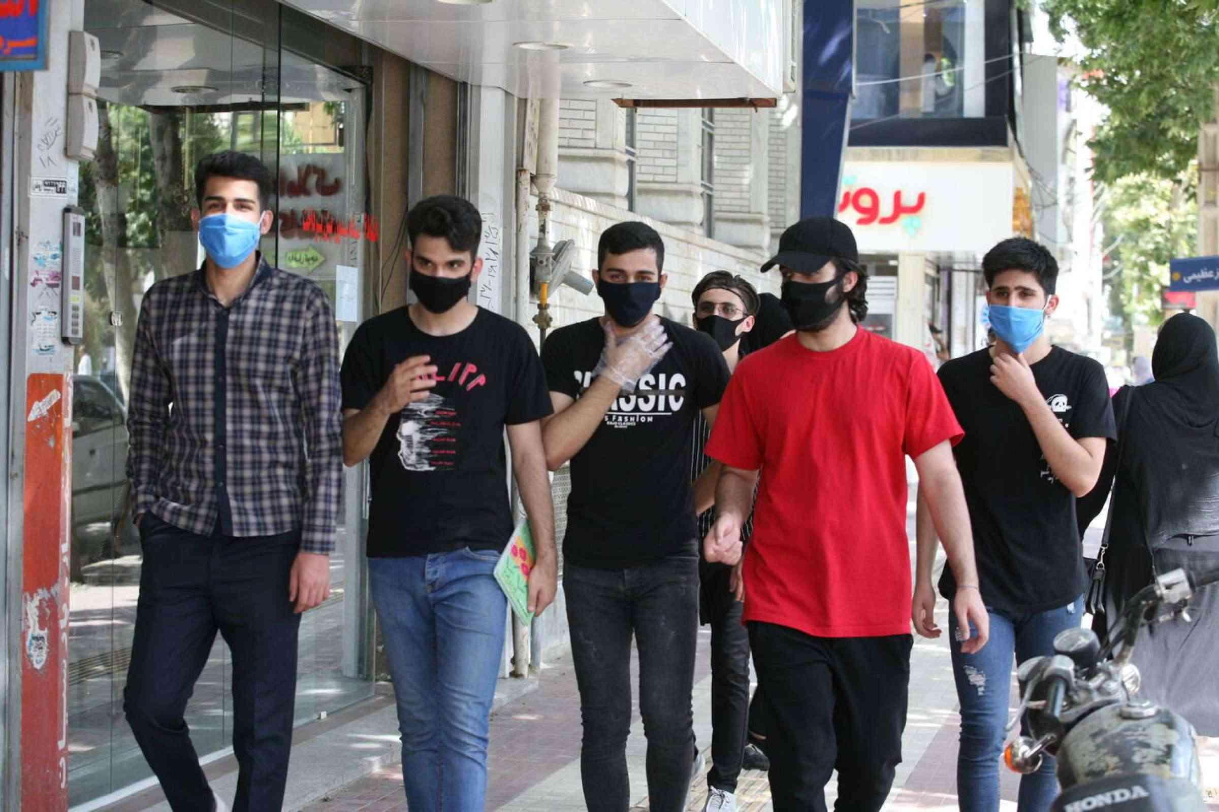 کرونا در ایران  شناسایی ۲۴۵۰ ابتلای جدید به کرونا/ تعدادجان باختگان به ۱۸هزار و ۱۳۲ نفر رسید