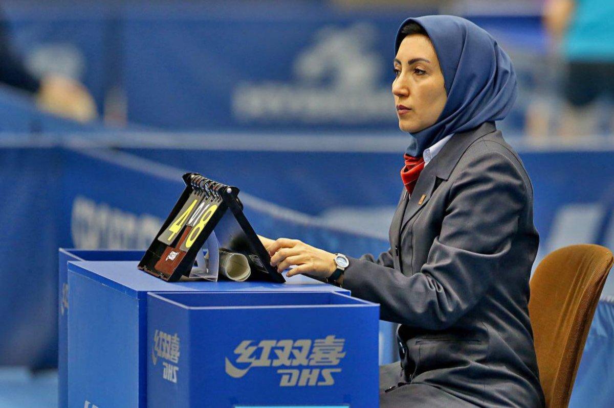 گفتوگو با اولین بانوی داور ایرانی در المپیک