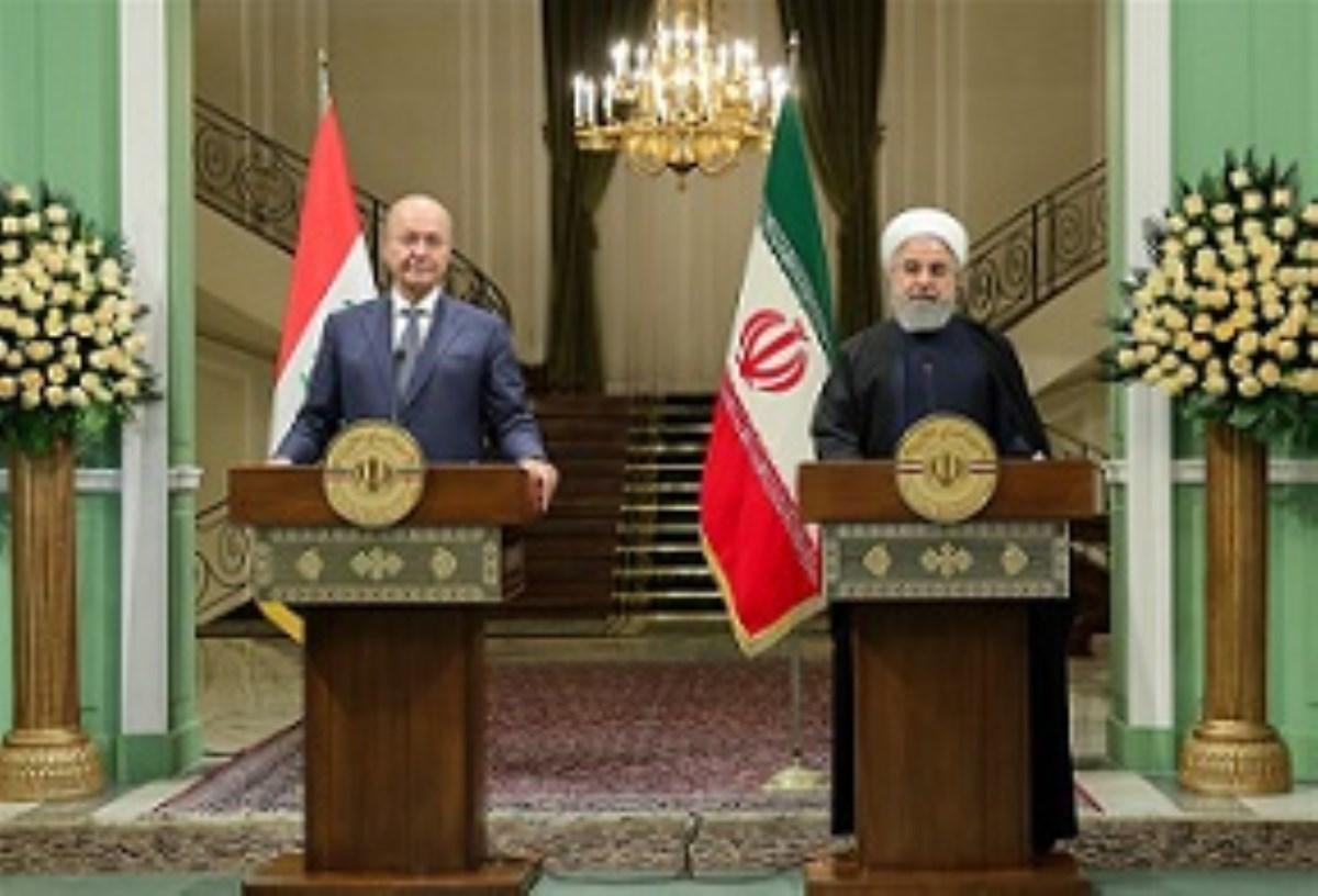 رئیسجمهور: روابط اقتصادی ایران و عراق ۲۰ میلیارد دلار میشود