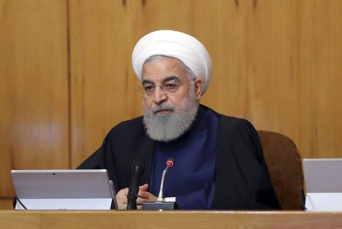 پیام تسلیت روحانی درپی سقوط هواپیمای مسافربری اوکراینی