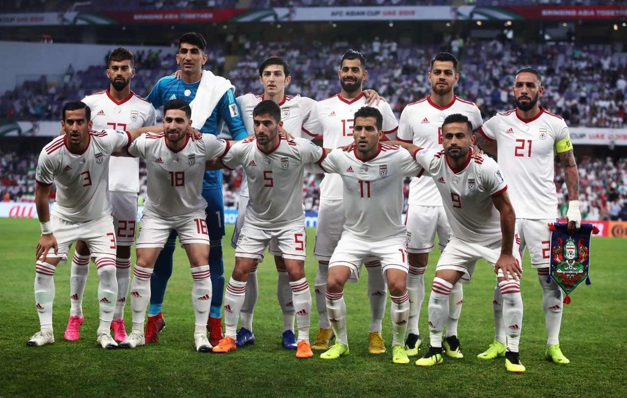 تیم ملی فوتبال ایران با عراق، بحرین، هنگکنگ و کامبوج در یک گروه قرار گرفت