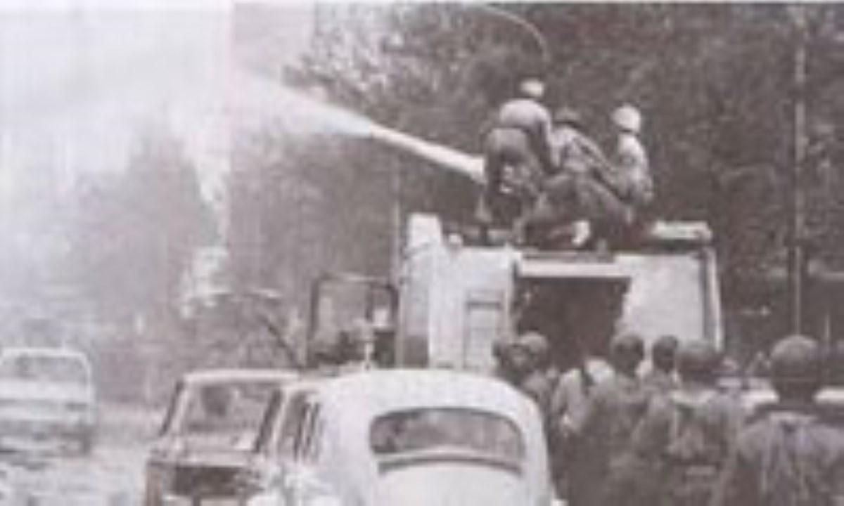 ۵۰ روز آخر رژیم طاغوتی محمد رضا شاه پهلوی
