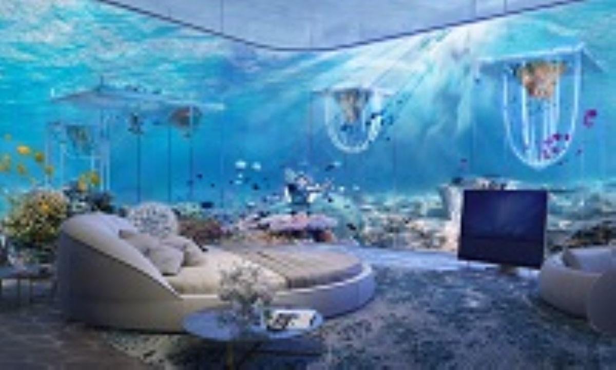 آرزوی سفر به زیر آب در مالدیو