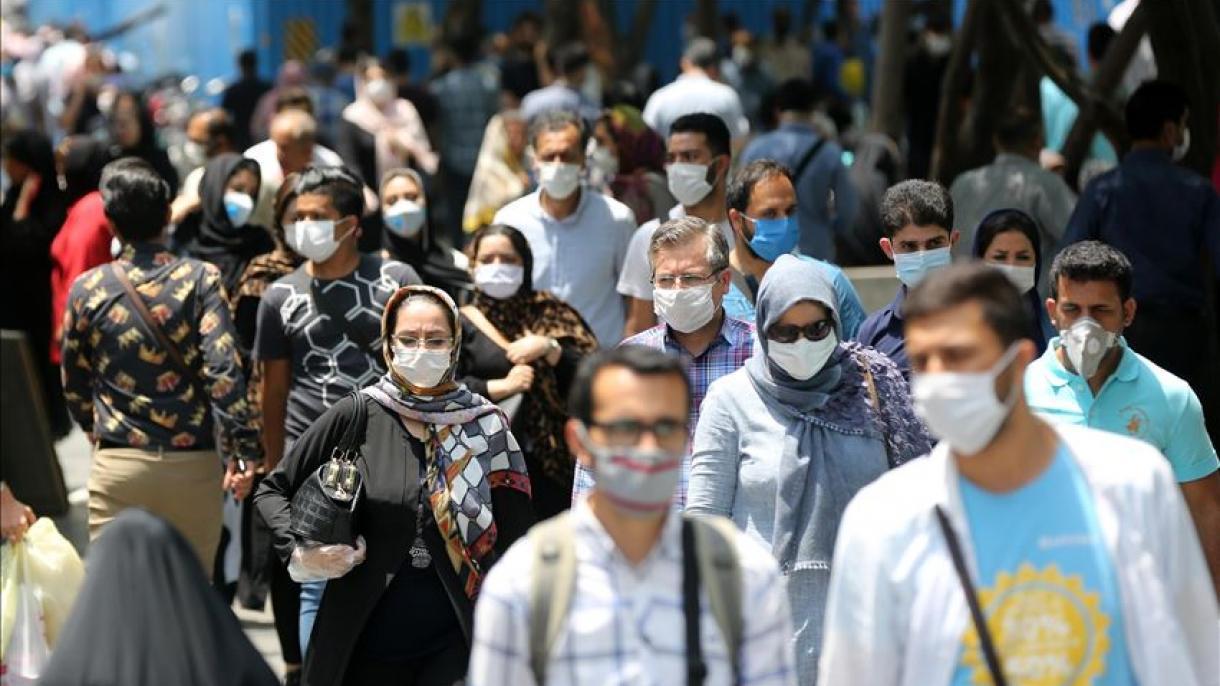 کرونا در ایران  ۱۸۸ فوتی جدید در کشور / شمار مبتلایان از ۳۳۳هزار تن گذشت