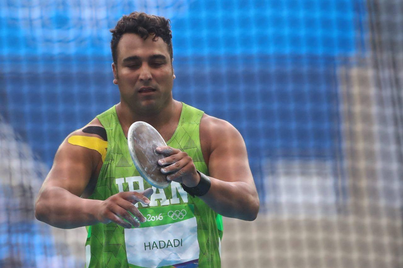 حدادی در گفتگو با راسخون: می خواهم دومین مدال المپیکی ام را بگیرم/کیهانی چون شکست خورد، حرف از تقلب می زند