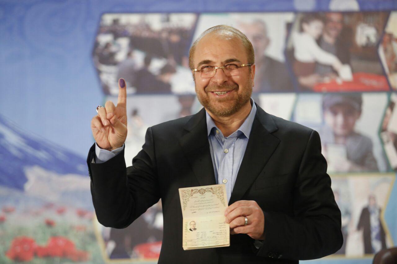 پیام های تبریک شخصیت های مهم سیاسی به مناسبت انتخاب قالیباف به ریاست مجلس شورای اسلامی