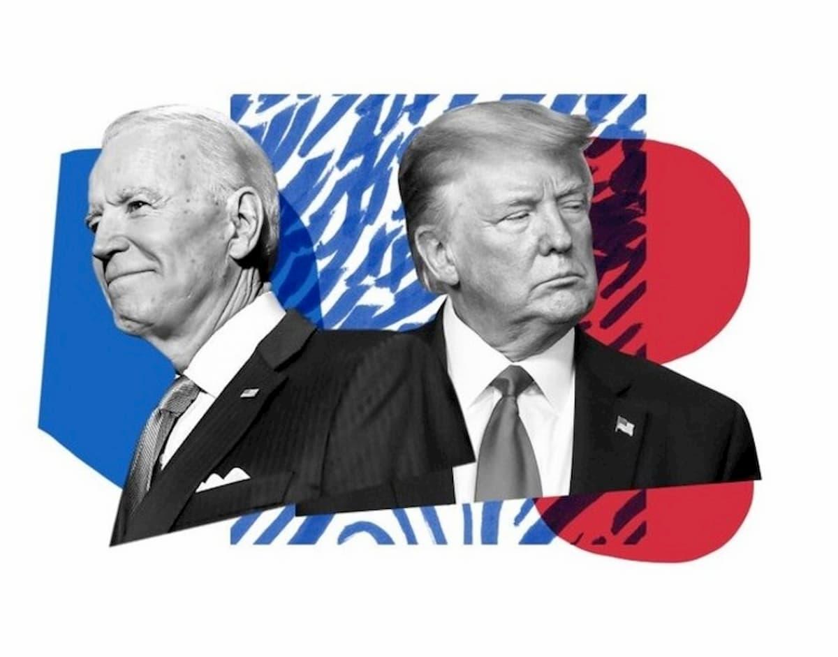 آخرین مناظره دونالد ترامپ نامزد جمهوری خواهان و جوبایدن نامزد دموکرات ها  / برنده نهایی این مناظره کیست؟