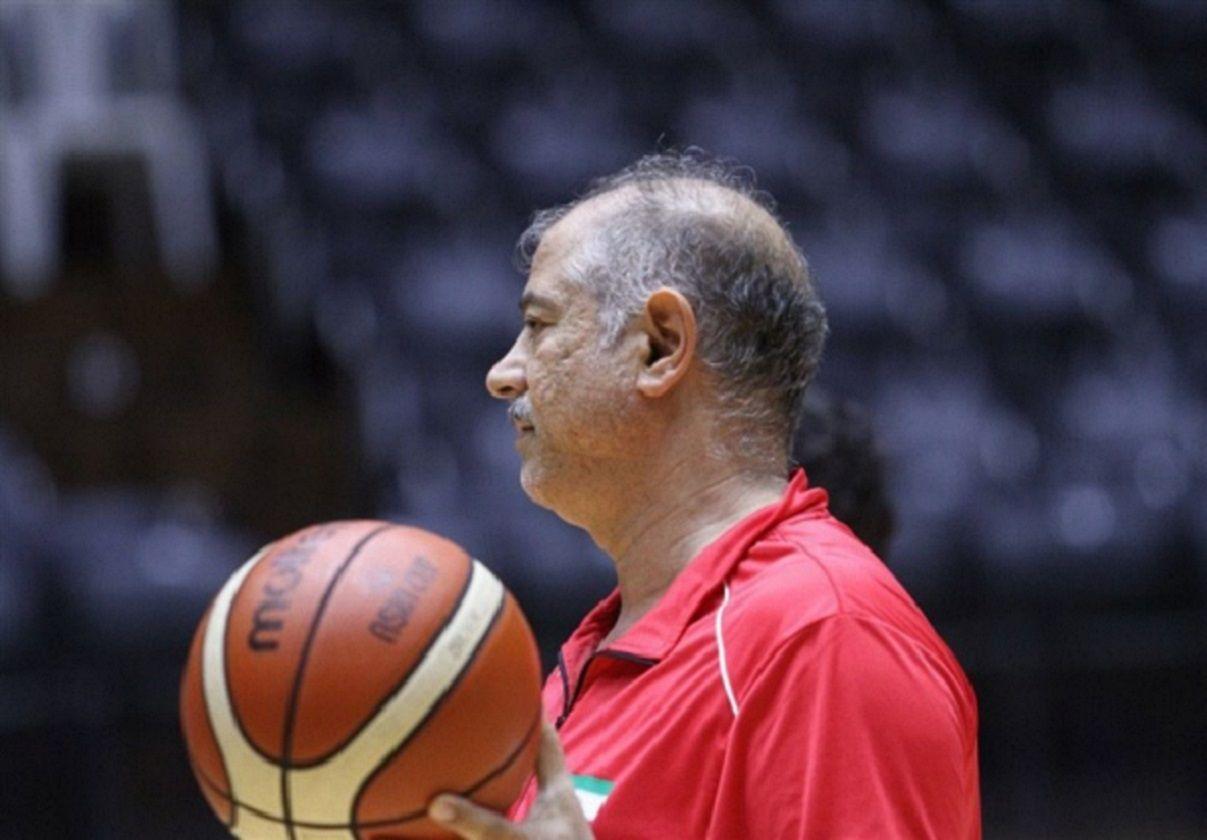 شکست مقابل سوریه را سر کسی نشکنیم/هدایت تیم ملی بسکتبال شهامت می خواهد