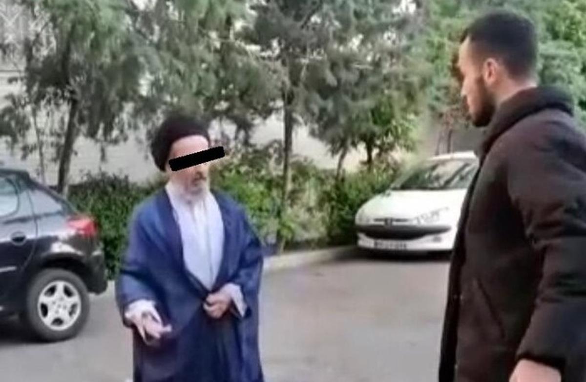 پدر و پسر بازیگر دستگیر شدند/ بازداشت عوامل کلیپ ساختگی اهانت به یک روحانی