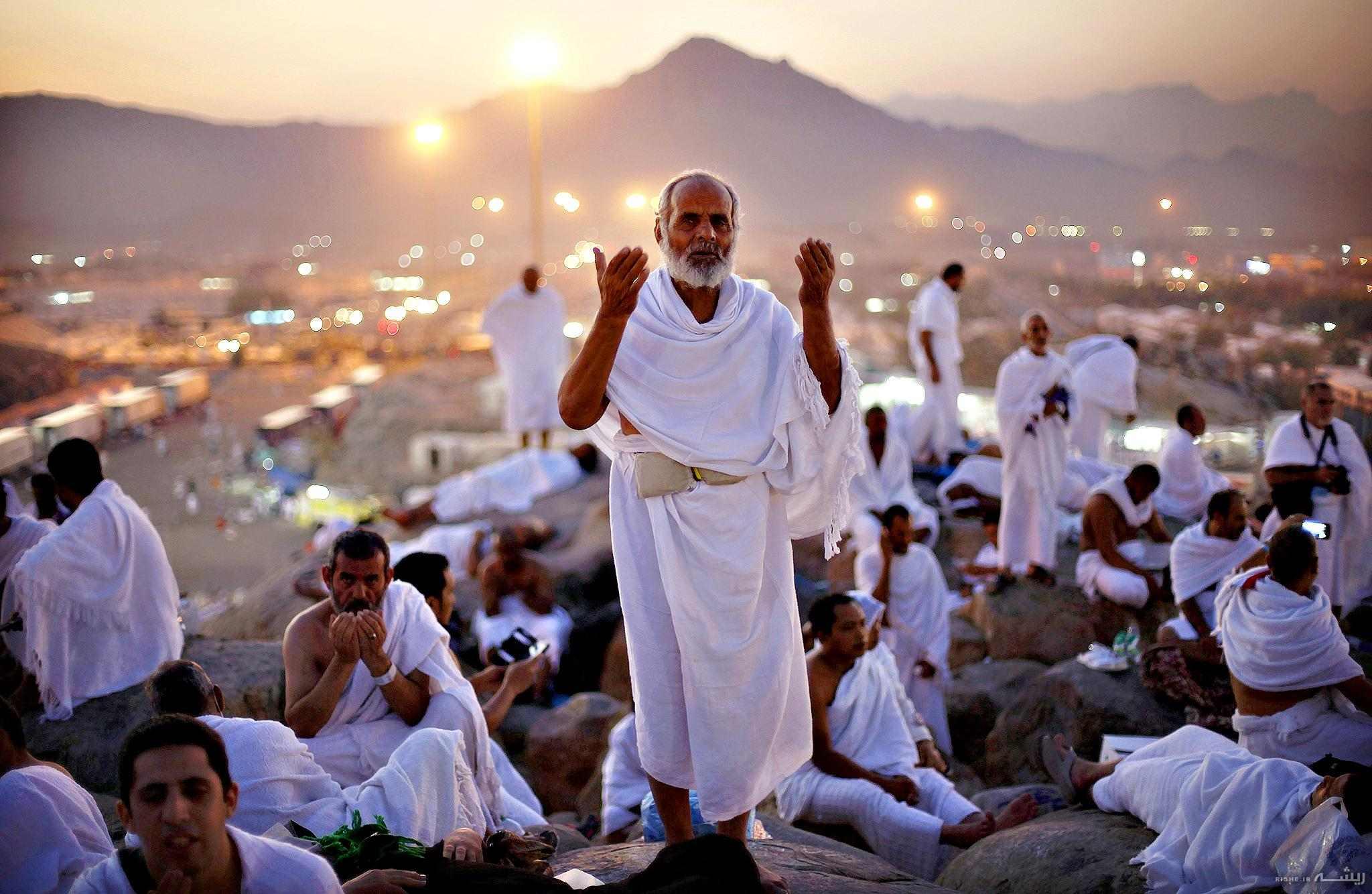 «وقوف حجاج» در صحرای عرفات و مشعرالحرام؛ راز این وقوف در چیست؟