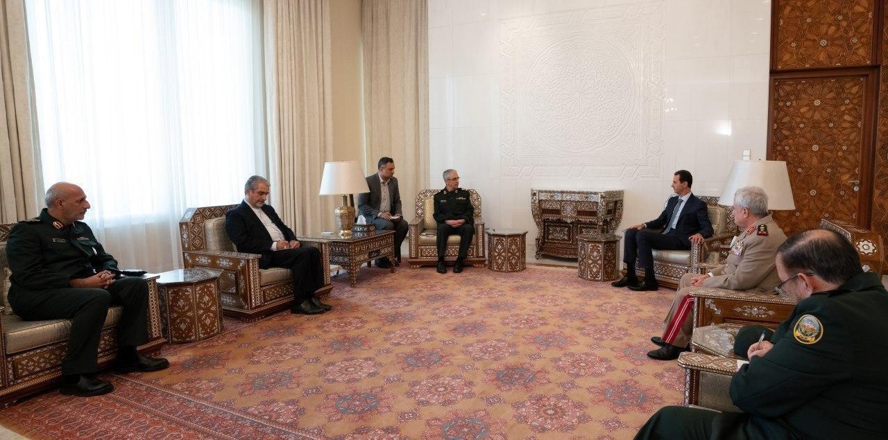 اسد: توافق میان ایران و سوریه نشانگر سطح روابط راهبردی میان دو کشور است