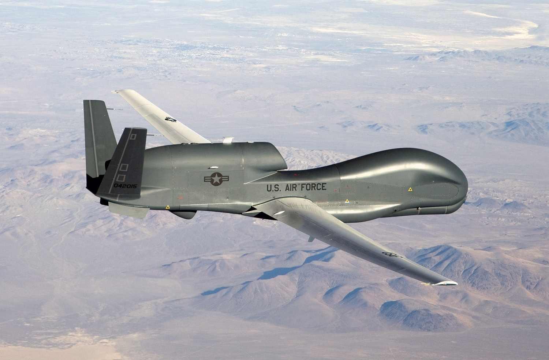 آمریکا هدف قرار گرفتن پهپاد مدل تریتون MQ-4C بر فراز تنگه هرمز را تایید کرد