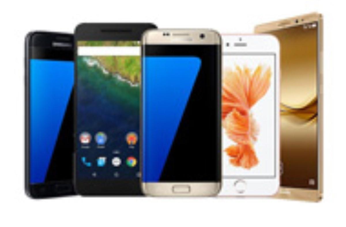 فهرست پرفروشترین گوشیهای هوشمند