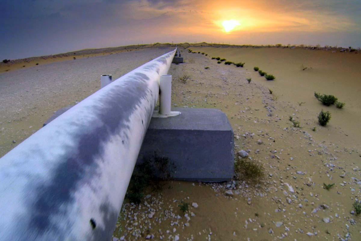 انفجار خط لوله گاز صادراتی ایران به ترکیه در نزدیکی مرز