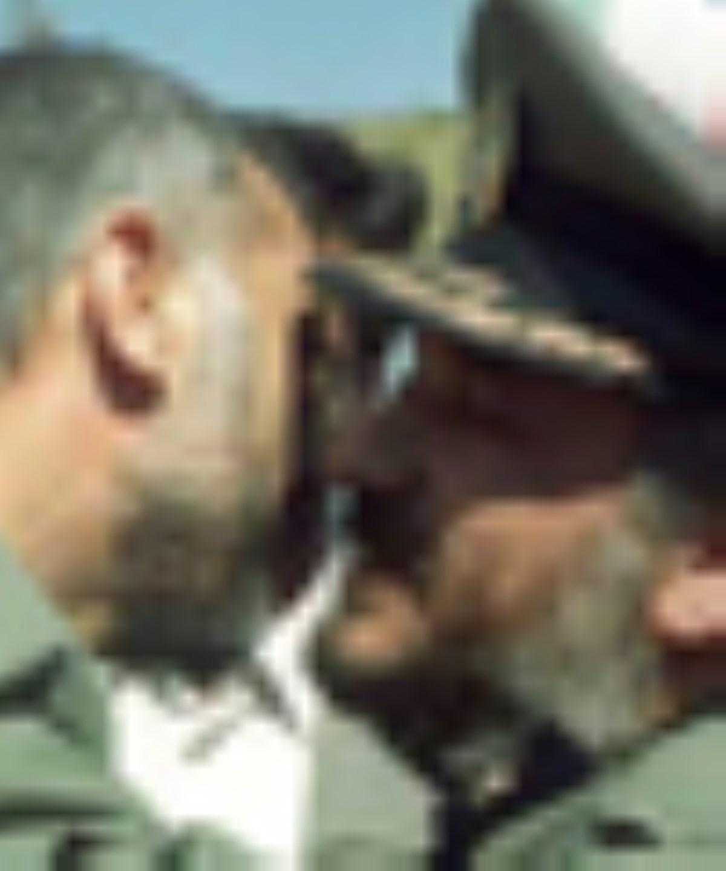 پيكر پاك امير سرتيپ خلبان شهيد حسين لشكرى تشييع شد