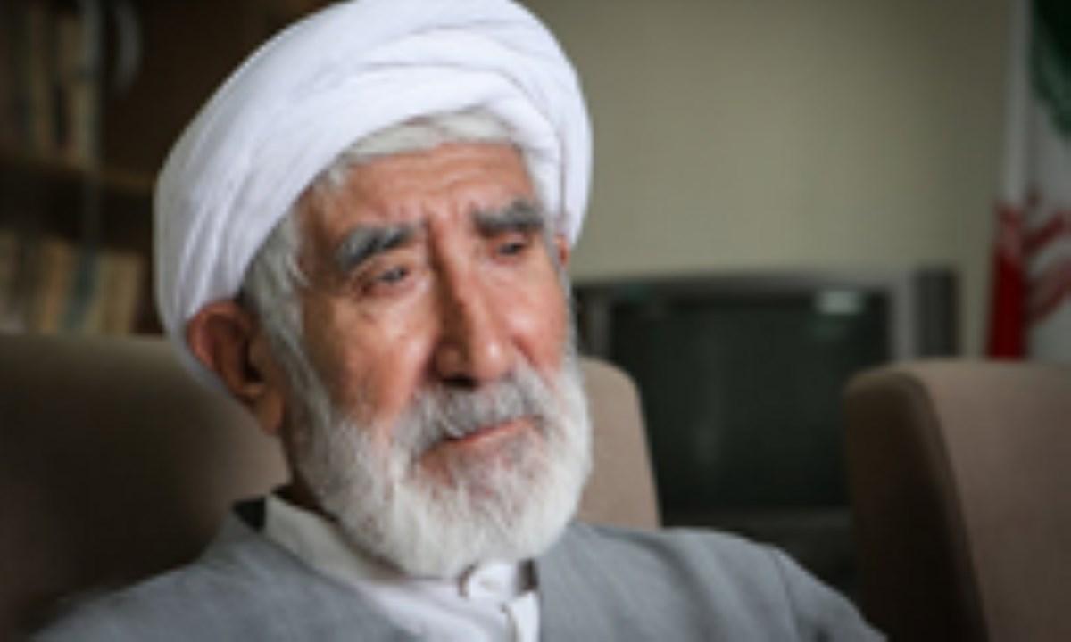 حجت الاسلام دکتر احمد احمدی درگذشت