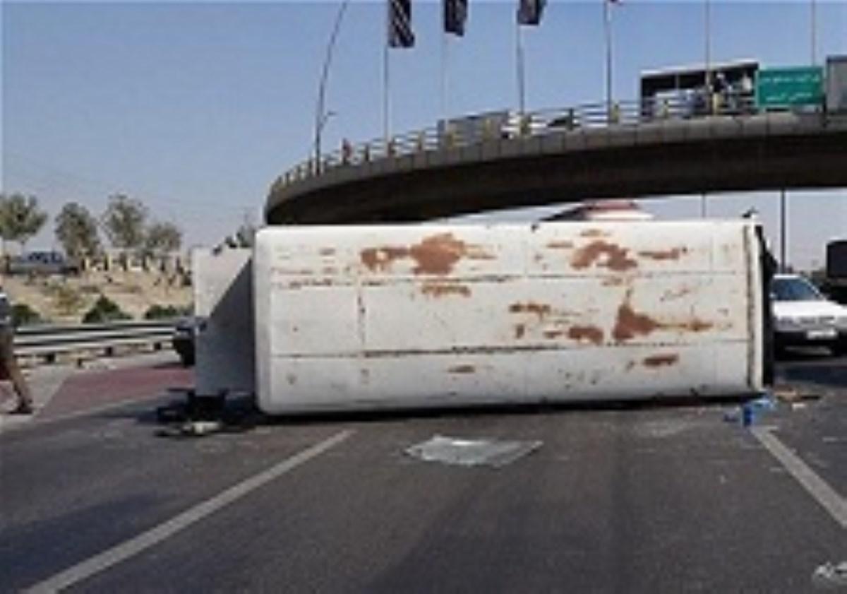 توضیحات آموزش و پرورش درباره حادثه واژگونی اتوبوس دانشآموزان