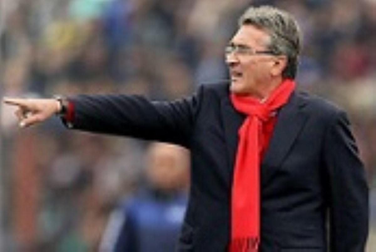برانکو در کنفرانس خبری بعد از بازی پرسپولیس و السد: حرکات بیرانوند شگفتانگیز بود