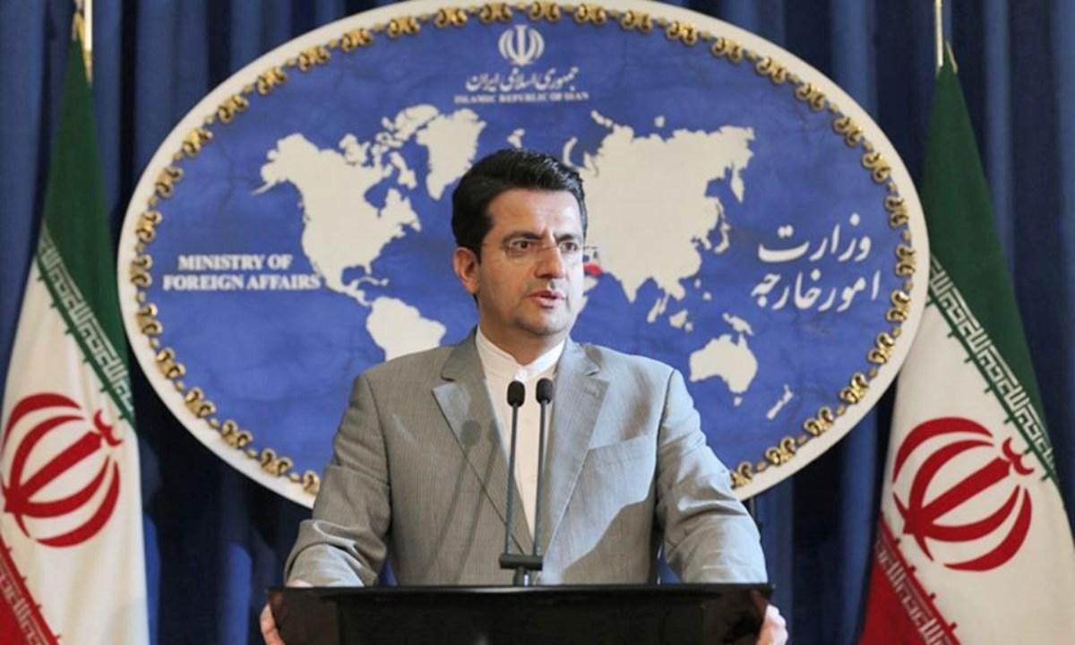 سخنگوی وزارت امور خارجه: بنای مذاکره با هیچ مقام دولتی آمریکا نداریم
