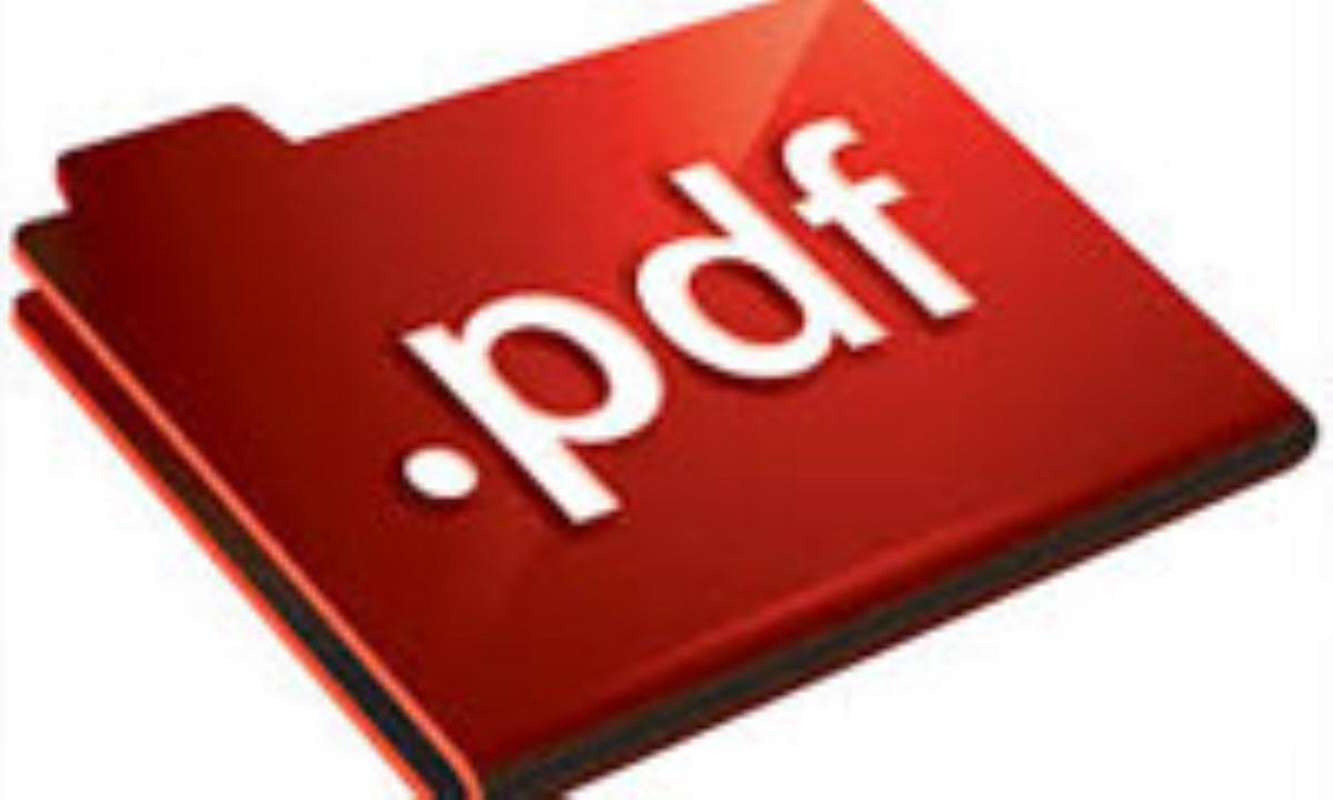 برنامهای برای تبدیل تصاویر به فایل PDF