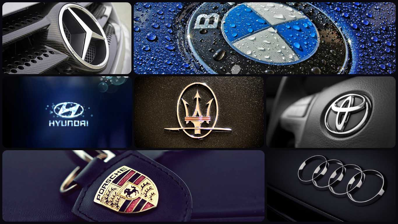آشنایی با مفهوم لوگوهای خودروسازان نامدار جهان