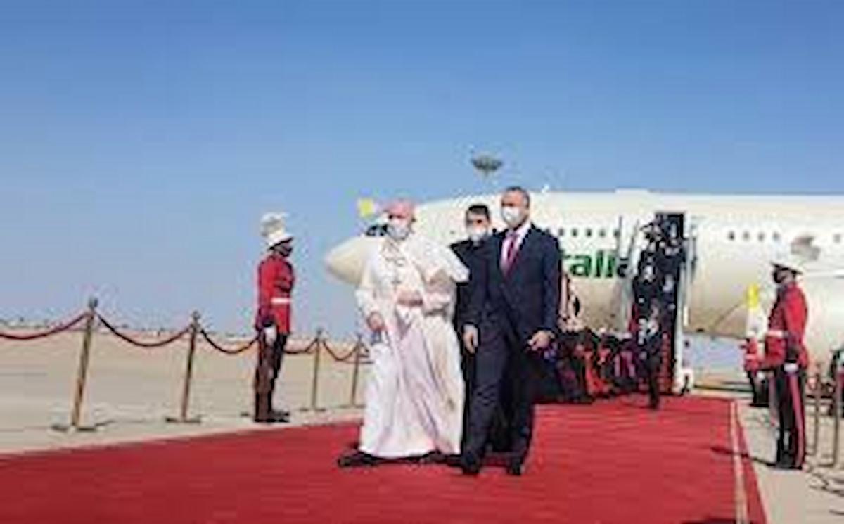 هدف پاپ از سفر به عراق چیست؟ + نظر کاربران