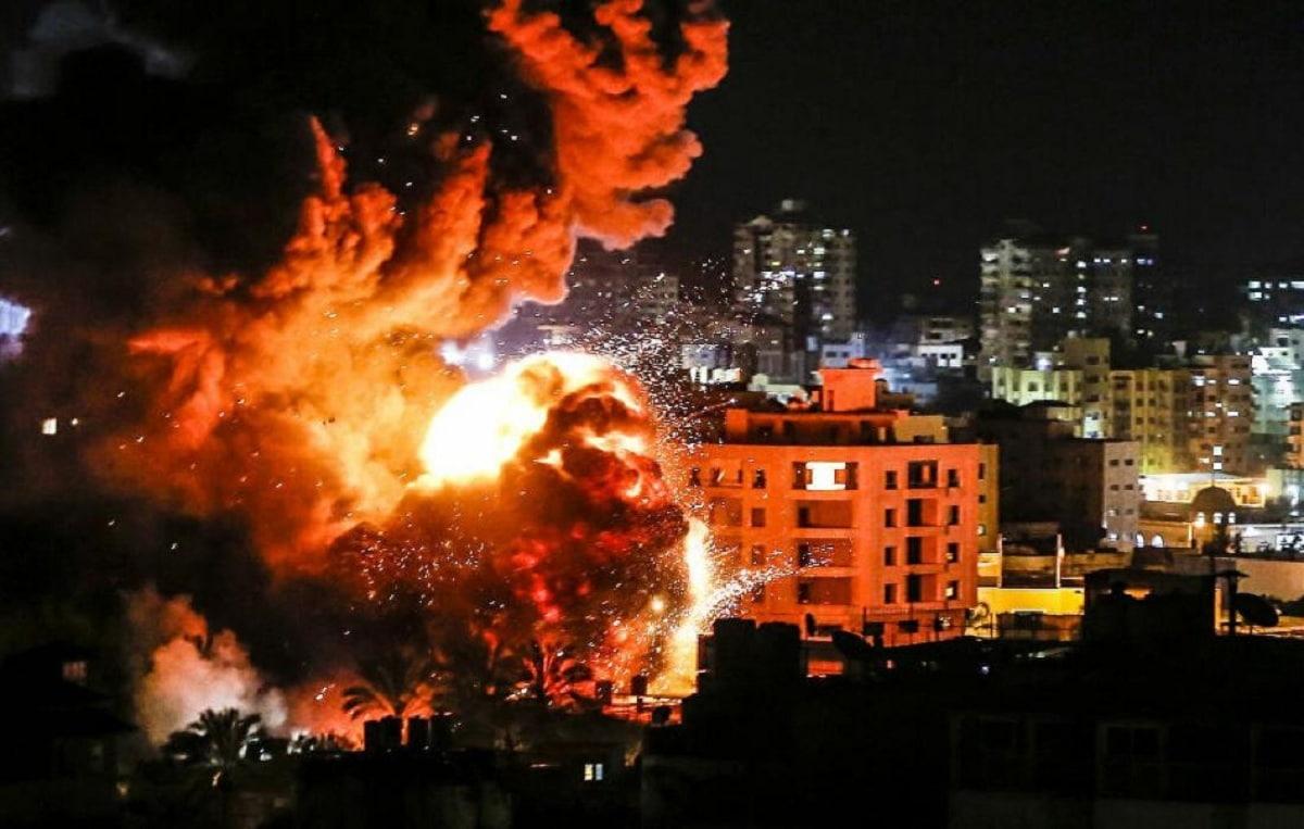 آخرین خبرها از جنگ غزه:بمباران بی سابقه عسقلان توسط مقاومت/ افزایش شهدا به ۱۱۹ نفر