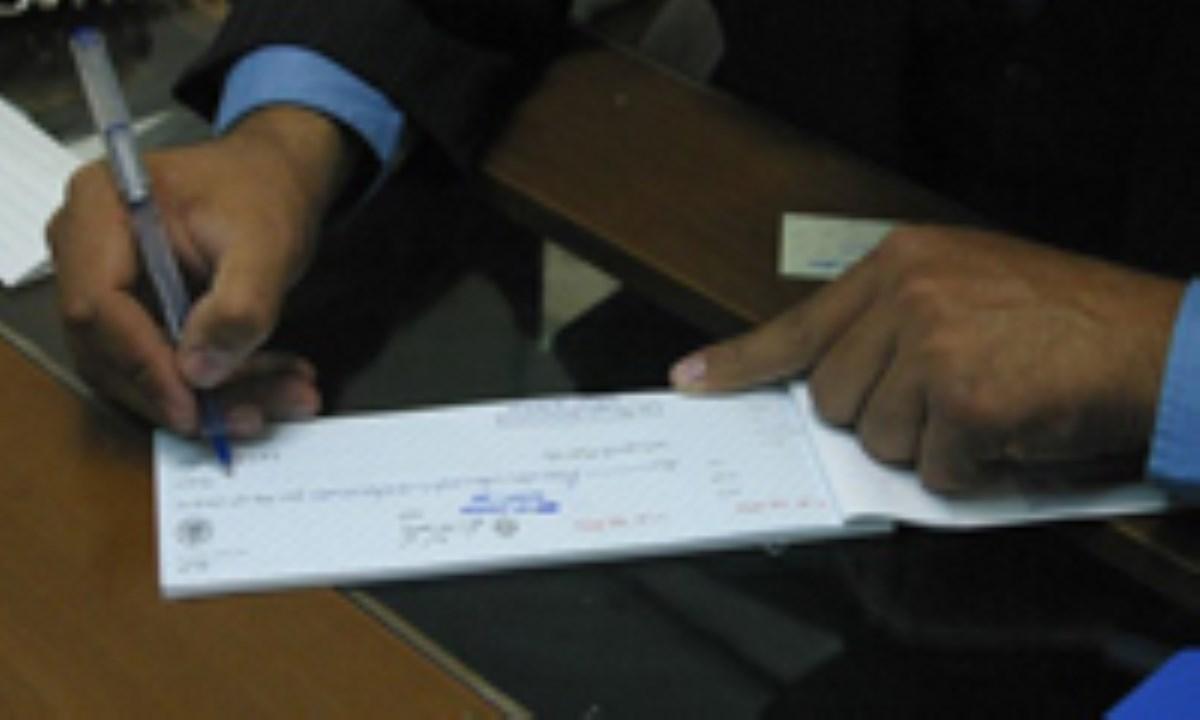 تقارن اطلاعات؛ کلید معامله امن با چک / طرح مجلس گره خواهد گشود؟