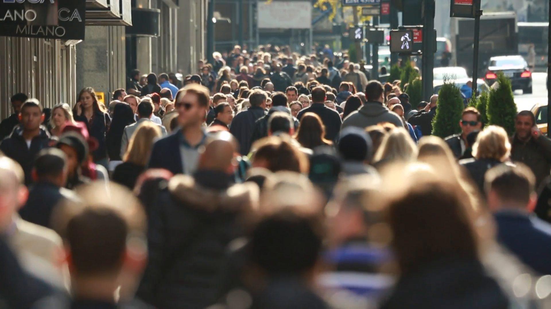 جمعیت جهان تا سال 2025 به ۸ میلیارد نفر می رسد