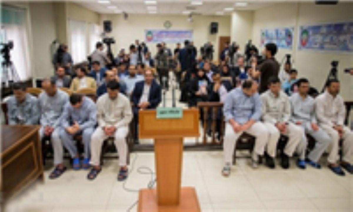 دیوان عالی کشور حکم اعدام ۸ تروریست داعشی را تایید کرد