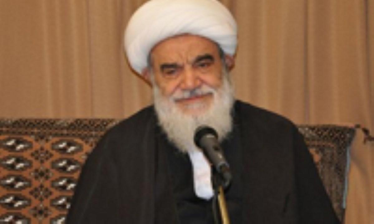 دیدار نمایندۀ ولیّفقیه و سرپرست حجّاج ایرانی با آیت الله مظاهری + عکس