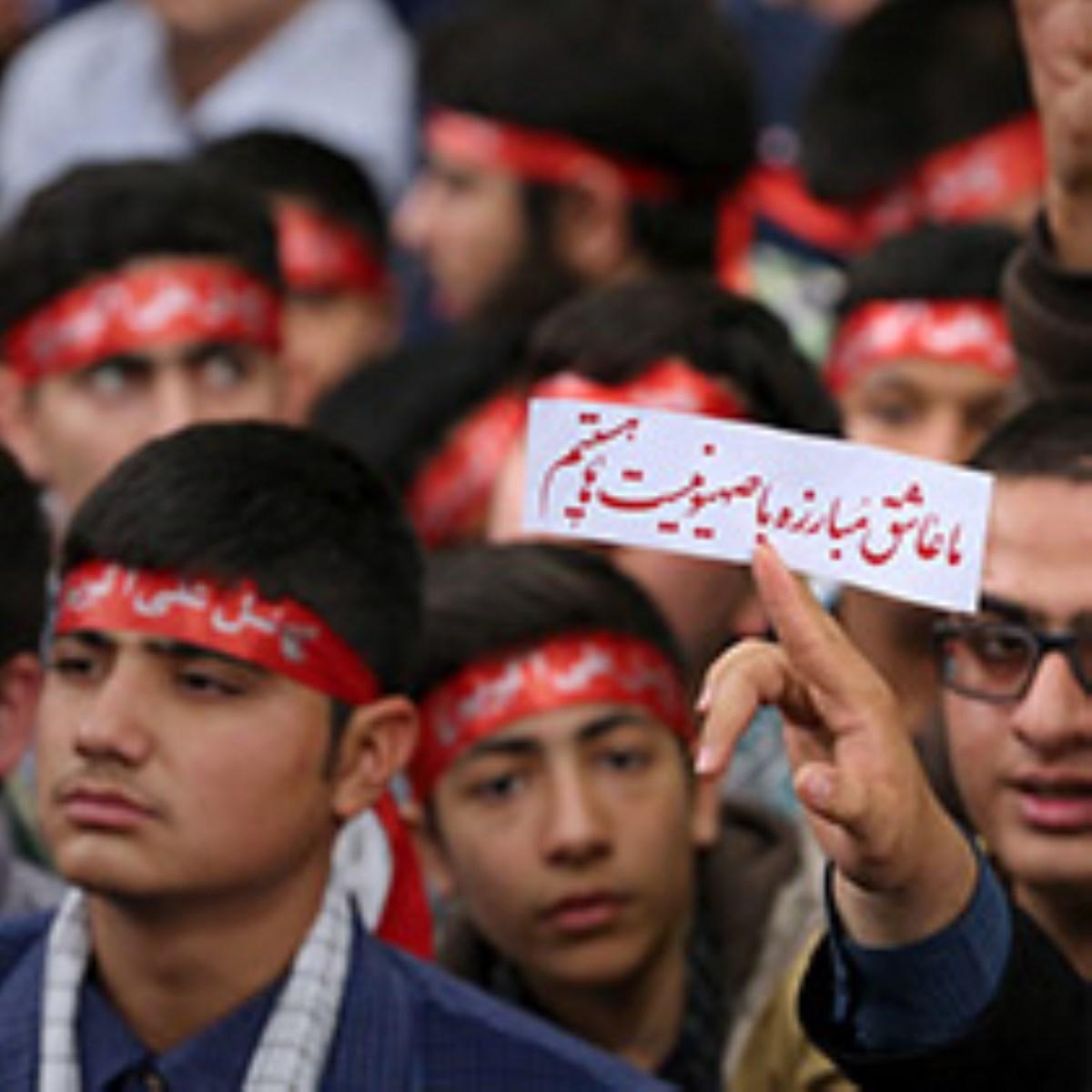 گزارش تصویری / دیدار اعضای انجمنهای اسلامی دانشآموزان با رهبر معظم انقلاب