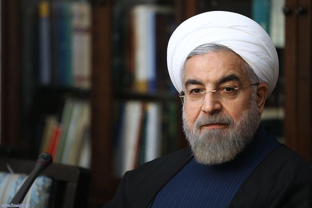 تشکر رئیسجمهور از مردم و مسئولان به خاطر برگزاری مراسم اربعین حسینی