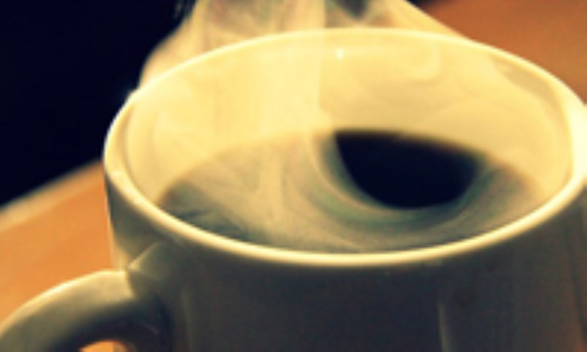 قهوه بنوشید !