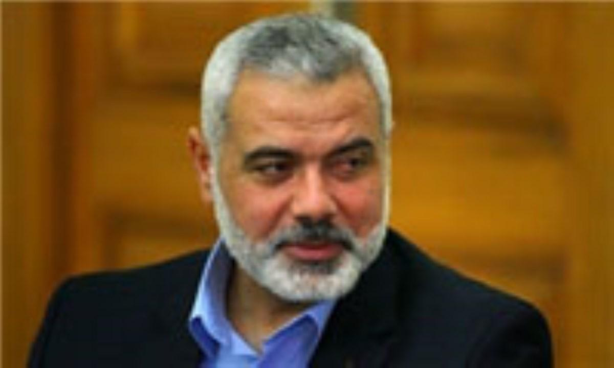 اسماعیل هنیه از حضور در اجلاس سران تهران عذر خواهی کرد