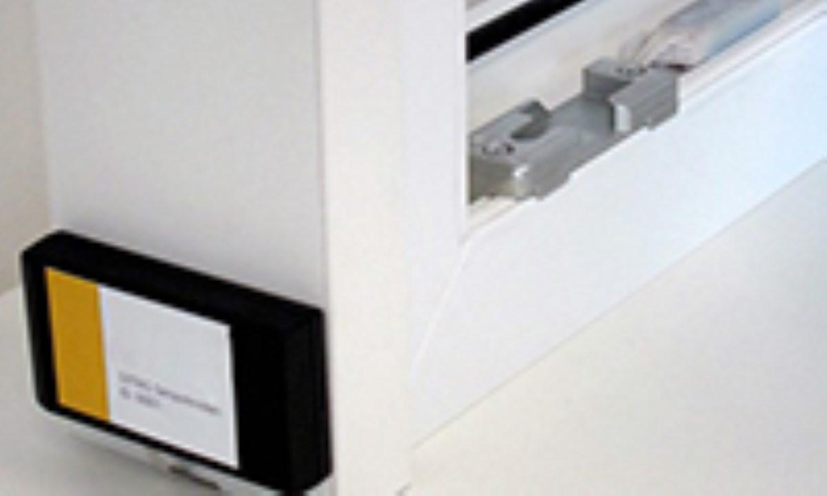 سیستم هشدار دهنده برای پنجره های باز